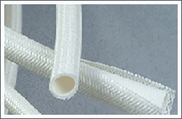 Please visit www.hightemperaturesleeving.co.uk for more detailed information about our Silica Braided Sleeving